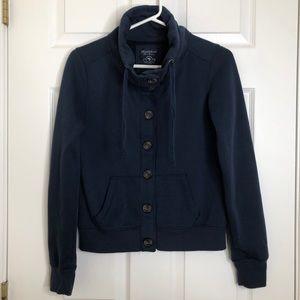 Bluenotes Sweater/Jacket Blue Size Small